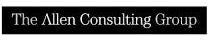 Allen Consulting Group